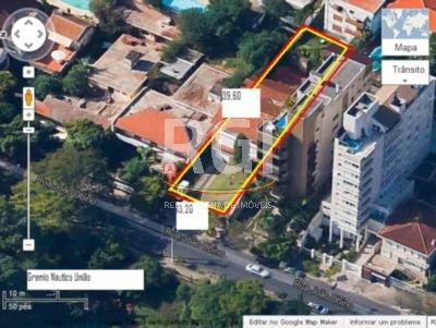 TERRENO com casa no bairro Petrópolis em Porto Alegre. Terreno de 522,72m² ,podendo utilizar casa para fins residenciais ou comerciais, fazendo alguns reparos. AGENDE SUA VISITA.