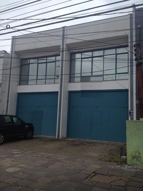 Galpão, Navegantes, Porto Alegre (FE3338)