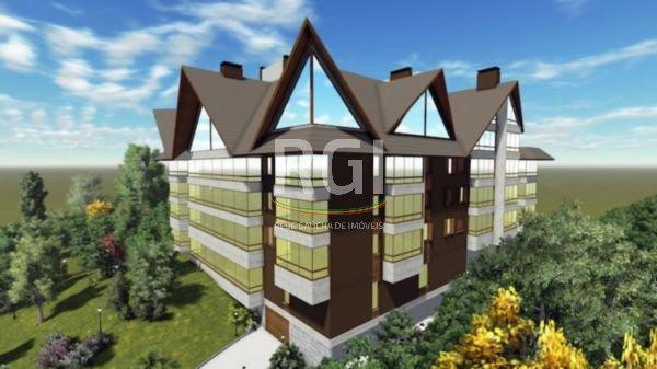 Condomínio Valle Dell Artes - Apto 3 Dorm, Centro, Gramado (FE3401)