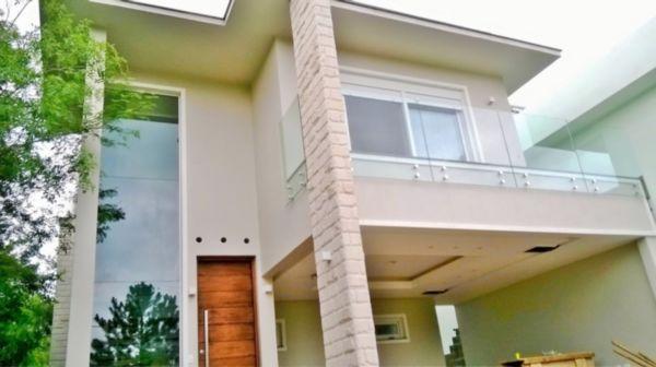 Condominio Buena Vista - Casa 3 Dorm, Jardim Krahe, Viamão (FE3463)