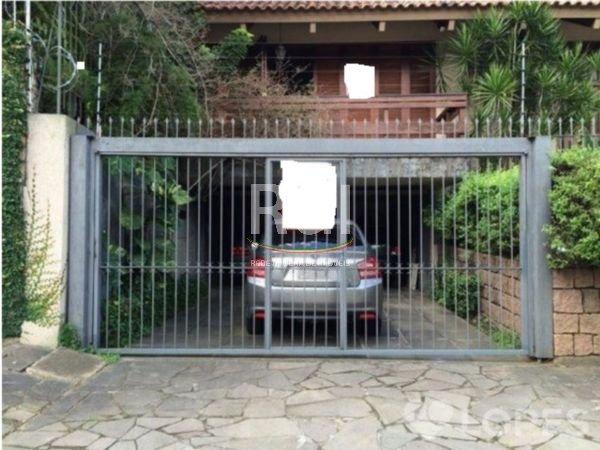 Casa 4 Dorm, Chácara das Pedras, Porto Alegre (FE3613)