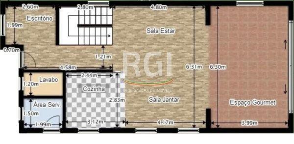 Buena Vista - Casa 3 Dorm, Jardim Krahe, Viamão (FE3861) - Foto 26