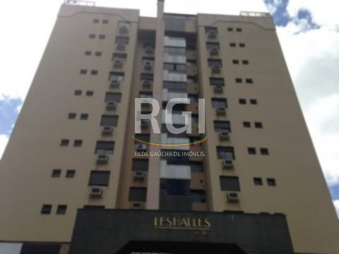 Les Halles - Cobertura 2 Dorm, Boa Vista, Porto Alegre (FE3970)