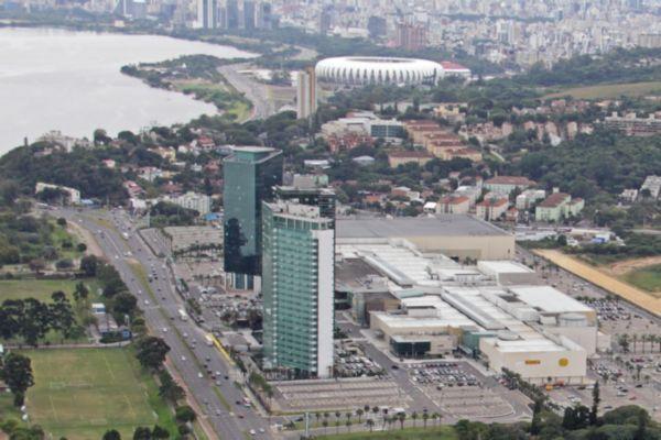Edificio Diamont Tower - Sala, Cristal, Porto Alegre (FE4059) - Foto 4