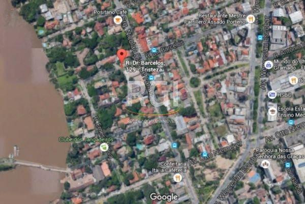 Excelente opção de terreno, 28,60 X 48,74. Plano, arborizado,  próximo do Clube dos Jangadeiros, entre  rio Guaiba e Av. Wenceslau.