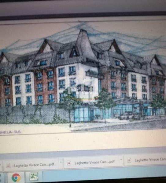 Hotel Laghetto Vivace Canela - Apto 1 Dorm, Centro, Canela (FE4527) - Foto 2