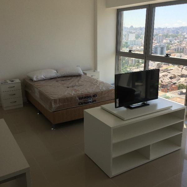 Trend City Center - Apto 1 Dorm, Praia de Belas, Porto Alegre (FE4729) - Foto 5