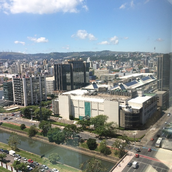 Trend City Center - Apto 1 Dorm, Praia de Belas, Porto Alegre (FE4729) - Foto 11