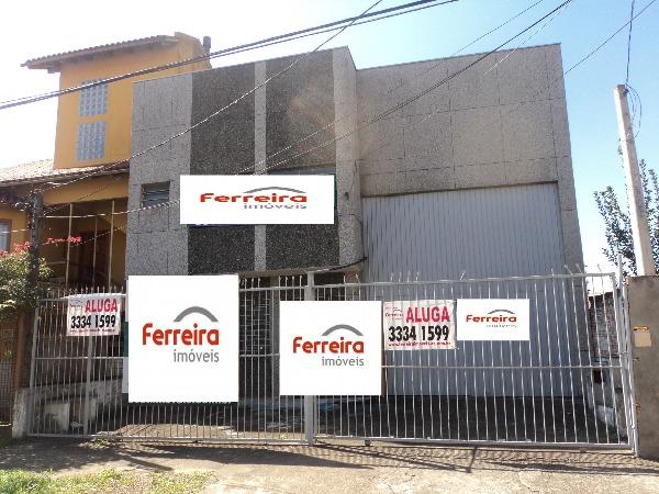 Galpão, Sarandi, Porto Alegre (FE4886)