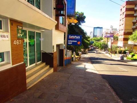 Sala, Moinhos de Vento, Porto Alegre (FE4933) - Foto 2