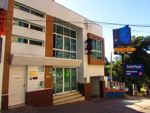 Sala, Moinhos de Vento, Porto Alegre (FE4933)