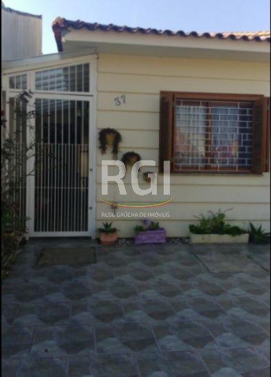 Vivendas Nova Ipanema - Casa 2 Dorm, Hípica, Porto Alegre (FE4940)