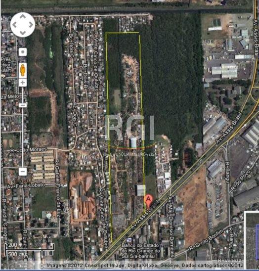 Terreno Cristo Redentor Porto Alegre